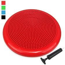 34cm balance cushion air stability wobble board wobble cushion