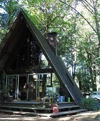 a frame home designs the mid century a frame modern tiny house