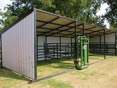 Livestock Barns Sheds Portable Livestock Shelters Calving And Loafing Sheds And