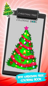 christmas tree coloring book apk download free entertainment app