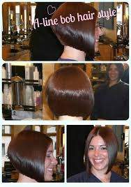 360 short hairstyles so many people have asked for a 360 degree view of my a line bob