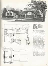 Antique House Plans Vintage House Plans Tri Level Tudor Antique Alter Ego