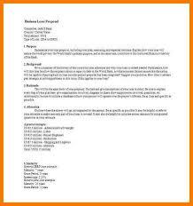 5 business proposal letter template park attendantproposal