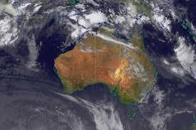 australia satellite map australian satellite weather map 20111221 22 30 utc abc news