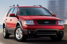 ford crossover 2007 2007 ford freestyle information and photos zombiedrive