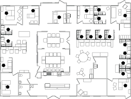 130604 floor plan with furniture small office chair 2 on