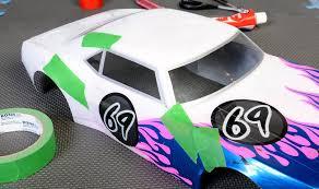 repair an rc car body fix lexan bodies u2013 main racing