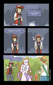 Pokemon Trainer Red Meme - invinciball pt 2 by inyuo on deviantart
