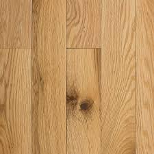 Vermillion Hardwood Flooring - 3 4 in solid hardwood wood flooring the home depot