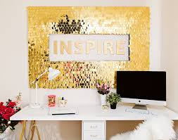 art and craft for home decoration diy sequins wall art sequins walls and room