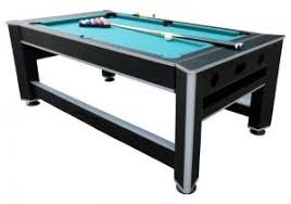 3 in one pool table professional 7 ft 3 in one game table flip air hockey ping pong