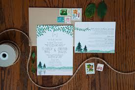 Making Wedding Invitations 24 Diy Wedding Invitations That Will Save You Money