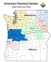 Map Of Portland Or Area by Map Of Portland Counties Map