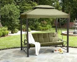 Backyard Cing Ideas For Adults Backyard Swings With Canopy Amazing Ideas For Patio Swings With