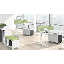 Eckschreibtisch Nussbaum Canvaro Schreibtisch Typ L Von Assmann Büromöbel 160 Cm Tief 62