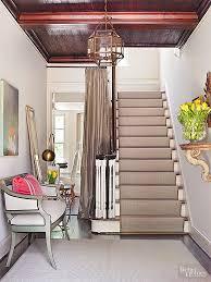 installing carpet on steps