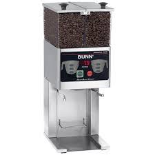 bunn 36400 0000 fpg 2 dbc french press coffee grinder with 6 lb