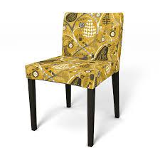 housse chaise ikea housse pour chaise ikea nils idées et matériaux renovation