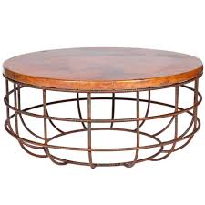Hammered Copper Dining Table Coffee Tables Beautiful Breeze Copper Low Coffee Table Swedese
