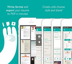 Resume Pro Free Apps For Today Duak Resume Designer Pro Writedown And More