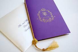 royal wedding cards purple and gold royal wedding invitations lepenn designs