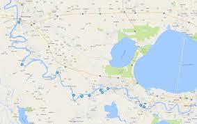 louisiana highway map louisiana plantations guide 12 louisiana river road plantations