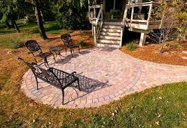 brick patios dayton u0026 cincinnati schneider u0027s lawn care