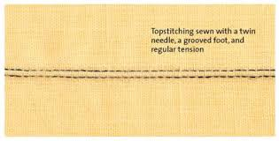 Upholstery Stitch Types Tips For Better Topstitching Threads