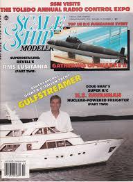 Radio Control Model Boat Magazine Building The Gulfstreamer Matthews Model Marine