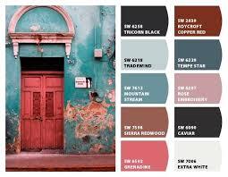 896 best exterior house paint color palettes images on pinterest