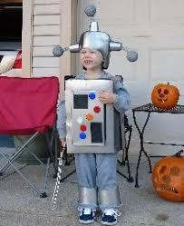 Kids Robot Halloween Costume Robot Costume Printables Tutorial Printables