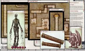 Tomb Of Horrors Map Fantasy Grounds The Virtual Tabletop For Pen U0026 Paper