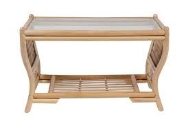 Rattan Accent Table Rattan Coffee Table Design Dans Design Magz Make A Rattan