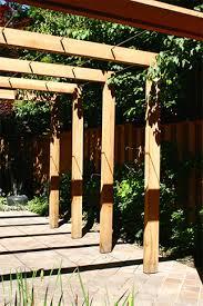 Trellis Structures Pergolas Contemporary Pergola No Ctp7 By Trellis Structures