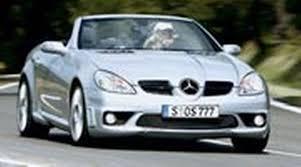 mercedes amg slk 2005 mercedes slk55 amg drive road test review
