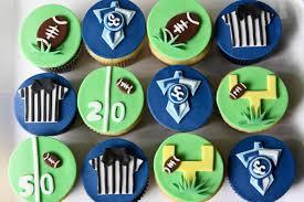 football cupcakes football themed cupcakes cakes bakes