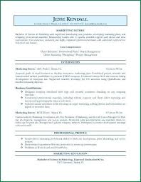 sample resume career objective finance graduate