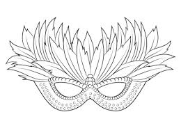 black and white mardi gras masks venetian mardi gras mask coloring page free printable coloring pages