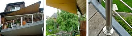sonnensegel befestigung balkon sonnensegel balkon sonnenschutz der extraklasse