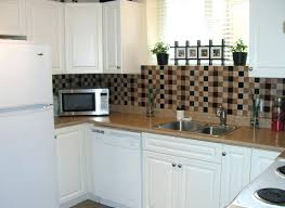 affordable kitchen backsplash cheap diy kitchen backsplash view in gallery tile from a beautiful