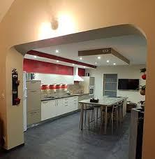 plafond suspendu cuisine décoration faux plafond cuisine ilot 79 rouen faux plafond