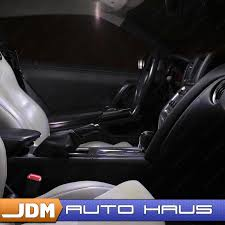 lexus is350 white 2015 17x white interior led light package for 2014 2015 lexus is250