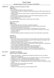 hvac resume exles tech hvac resume sles velvet