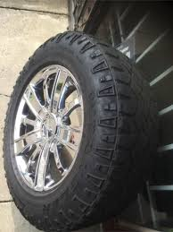 Off Road Tires 20 Inch Rims I U0027m Selling My 20 Inch Rims With All Terrain Tires For Sale In