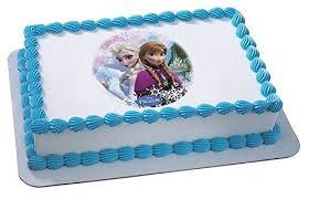elsa birthday cakes amazon