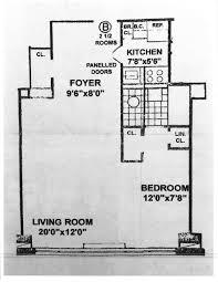 175 east 74th street apt 2b new york ny 10021 sotheby s floor plan image 0