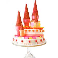 castle birthday cake design parenting