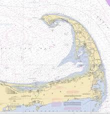 nautical map of cape cod u2013 xuqx