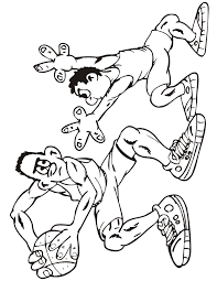 sports balls coloring pages kids coloring