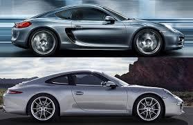porsche cayman base vs s porsche 911 vs porsche cayman which to buy openroad auto